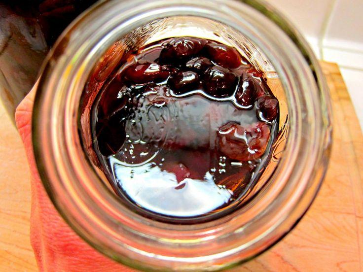 Bourbon Soaked Cherries | Drinky Drinks | Pinterest