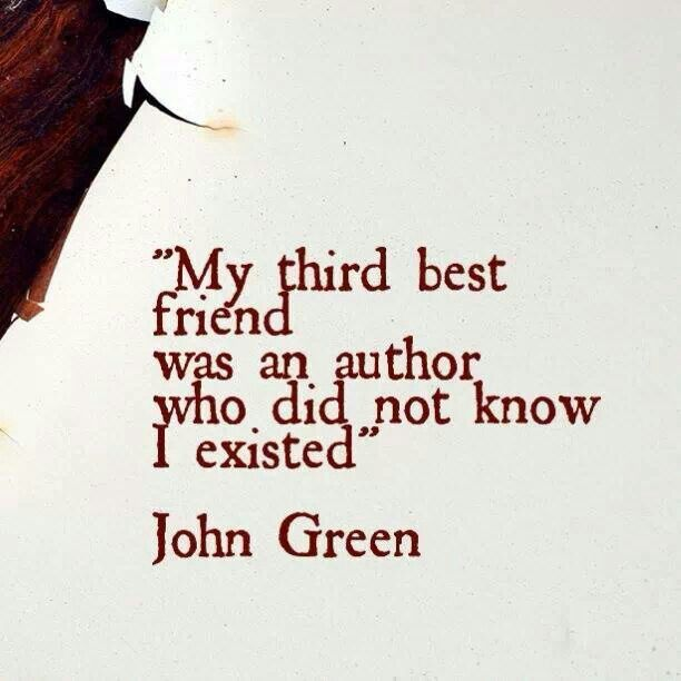 quotes about books john green - photo #39