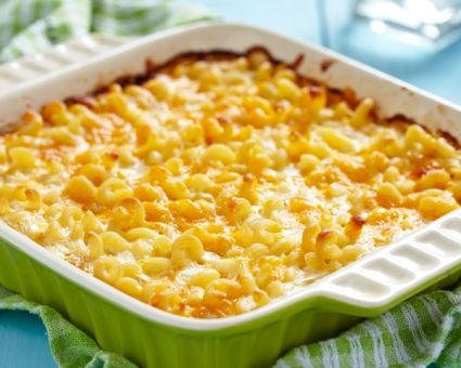 Healthy Mac and Cheese with Butternut Squash | Recipe