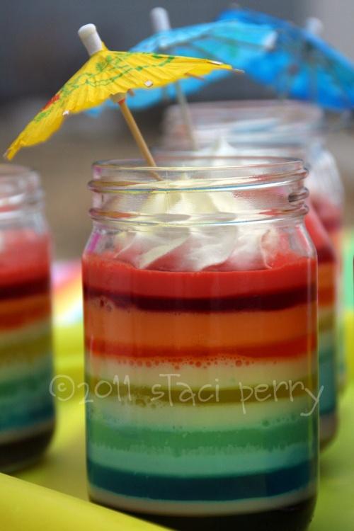designer travel bags for women Jars of Rainbows  Baked Goods amp Desserts