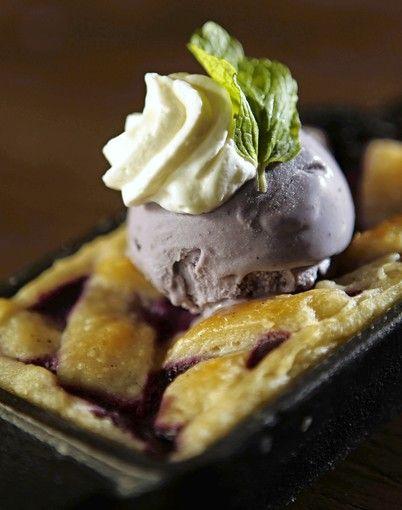 Blueberry Gelato Recipes — Dishmaps