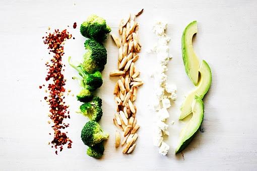 Double Broccoli Quinoa | YUM
