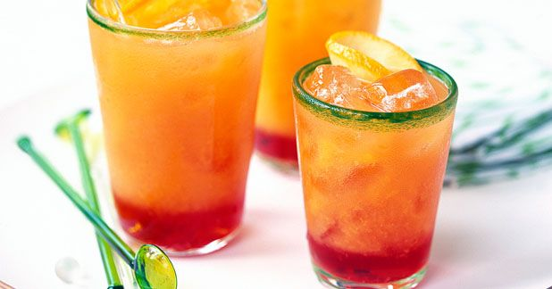 orange campari cocktails | Drinkies | Pinterest