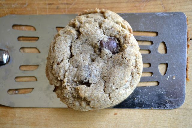 Buckwheat Chocolate Chip Cookies - The View from Great Island - added ...