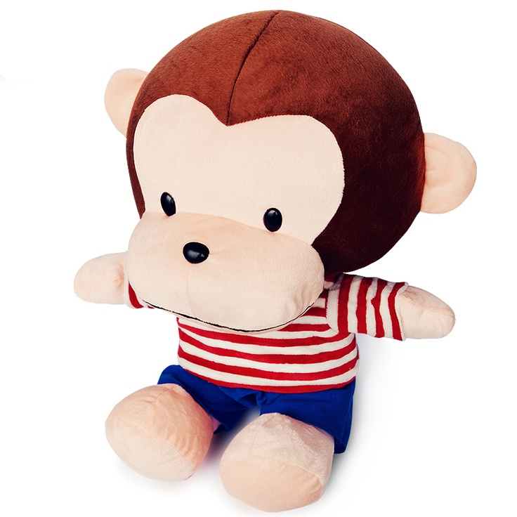 gorilla stuffed animal for valentine's day