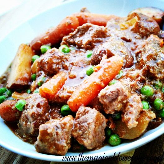 ... stew slow cooker cheater pork stew simple slow cooker beef and tomato