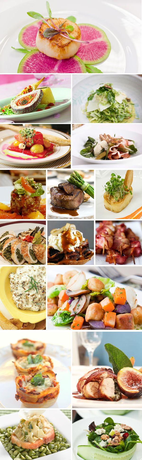 63 creative wedding reception food for Best food for wedding reception
