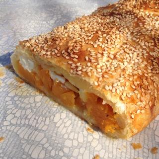 Feta And Pumpkin Pastries Recipes — Dishmaps