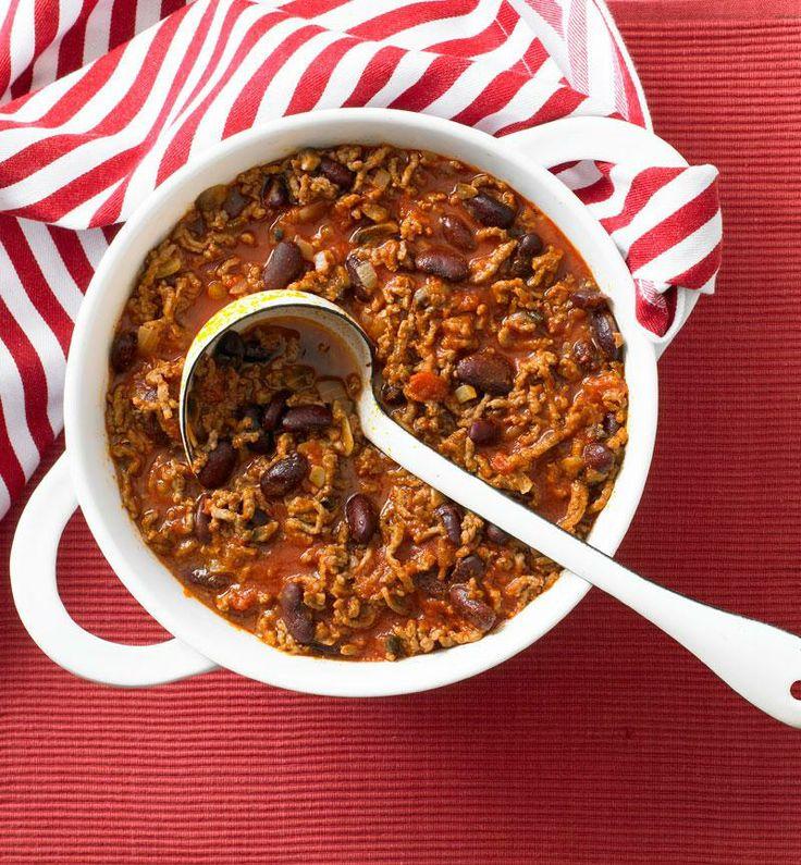 Chilli Con Carne | Yum | Pinterest