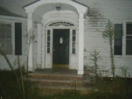 On Halloween Night 1961 This House Was The Scene Of A Horrific Triple Murder. Two Peoples Heads Were Cut Off And Rolled Down The Steps. A 94 year old woman's body was never found though it is known she was murdered that night. Who did the gruesome triple murder has never been discovered. It happened though on Halloween night 1961. That much we do know. Who did it or why we don't know. Ever since that night there have been reports of paranormal activity in the house.