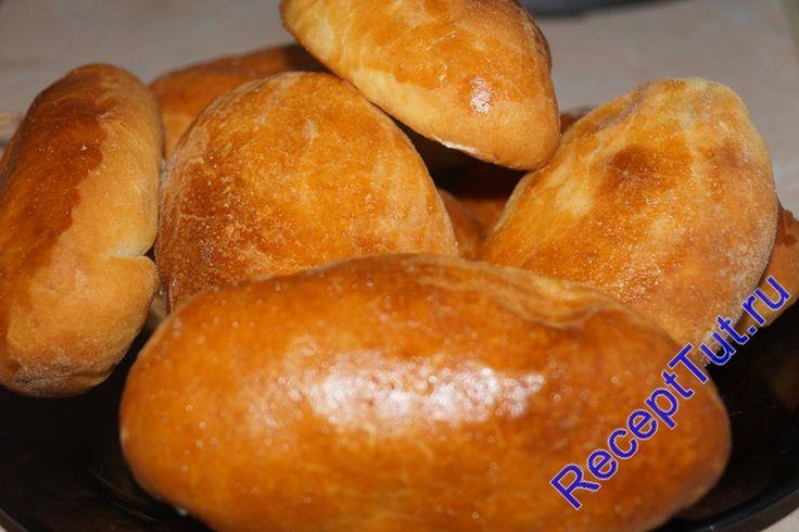 Пирожки с яйцом и луком в духовке пошаговый рецепт с