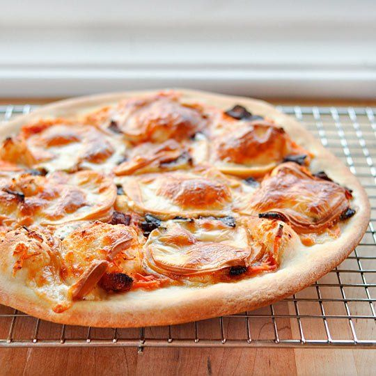 Homemade Thin Crust Pizza | Recipe