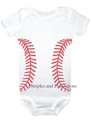 My sons will have everything baseball.