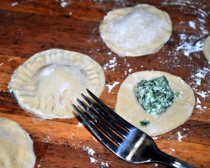 Ricotta Raviolini With Melted Tomatoes Recipe — Dishmaps