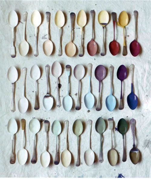 spoon colors