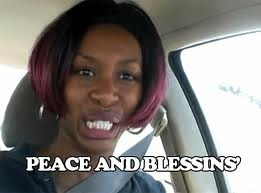 Peace and blessings...peace and blessings