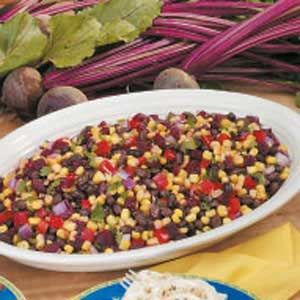 Confetti Beet Salad. (Reduce or leave out the olive oil, no salt ...