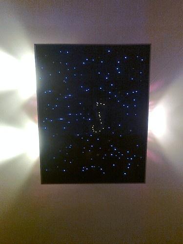 Badezimmer beleuchtung sternenhimmel ~ LED Sternenhimmel Set Ambiente