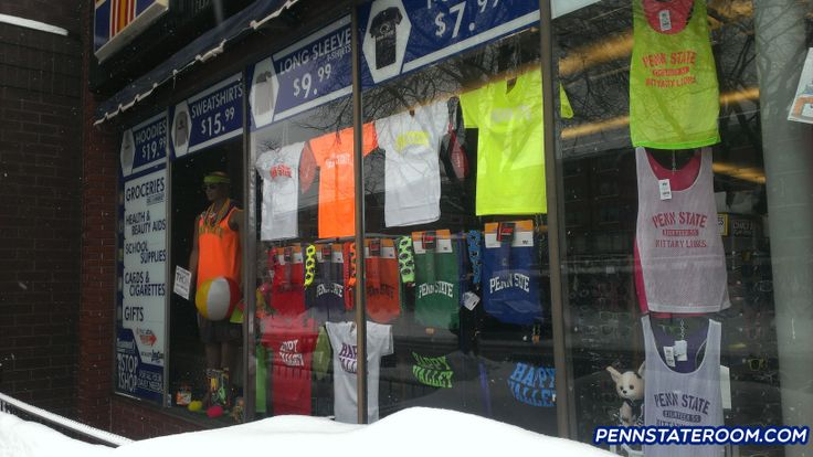 Room 21 clothing store
