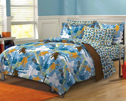 Skateboard Bedding Bedroom Decor Ideas Things That Are Awesome