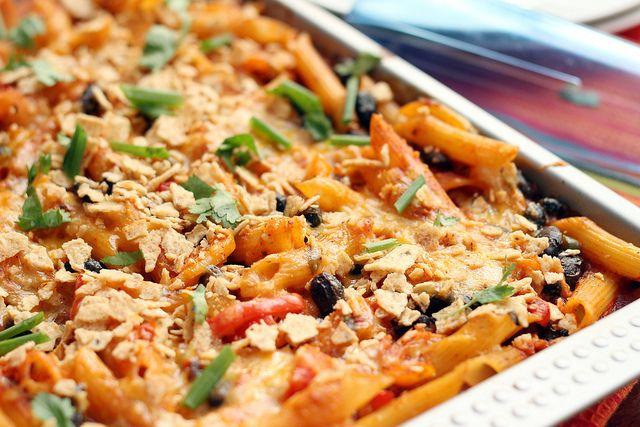 Vegetarian Enchilada Casserole http://www.sunnysideupsd.com/2012/06 ...