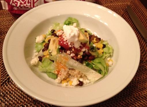 Quinoa Black Bean Burrito Bowls | Healthy eating | Pinterest