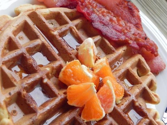 Sweet Potato Waffles | Food, Glorious Food | Pinterest