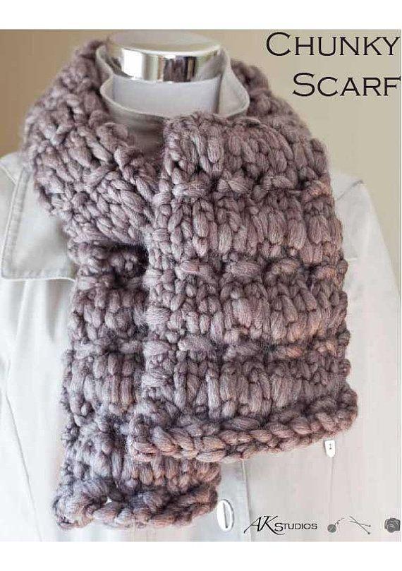 Chunky Knitting Patterns : knitting patterns