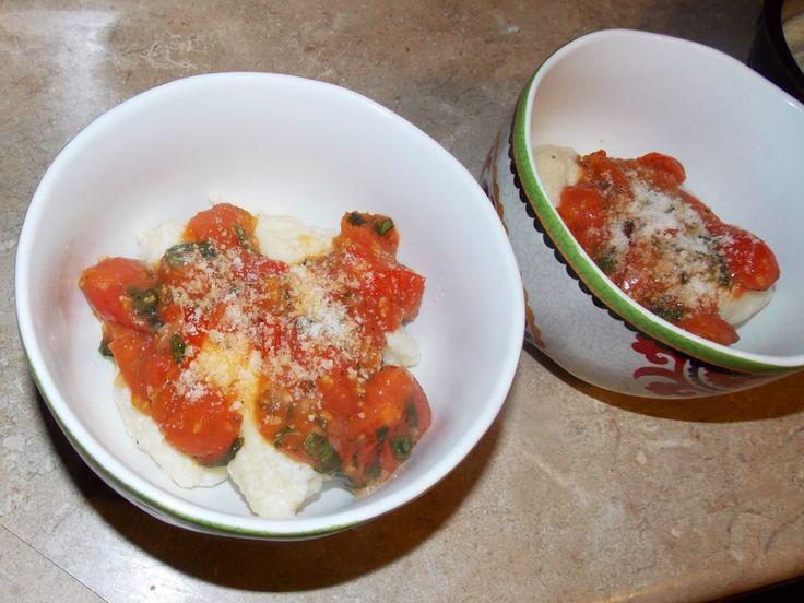 Ricotta Gnudi and Quick Pomodoro Sauce Recipe | Good/Bad/Ugly Eats