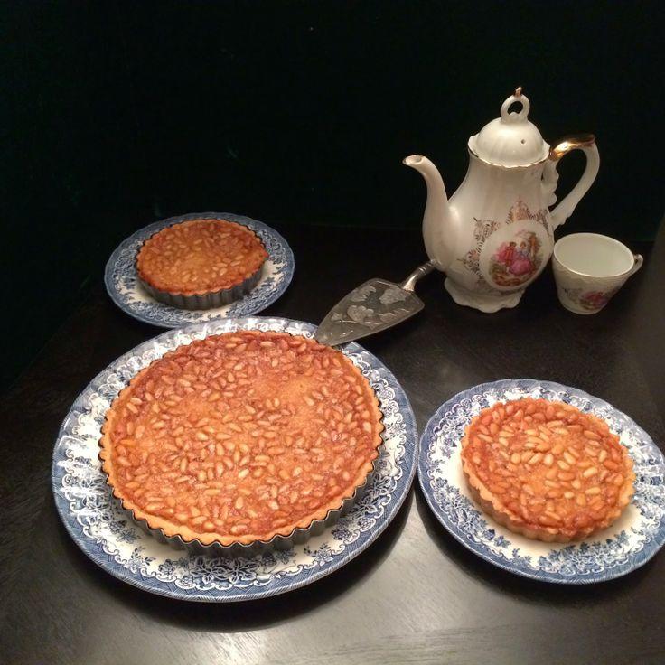 Lemon Ricotta and Toasted Pine Nut Tart | Beautiful Desserts | Pinter ...