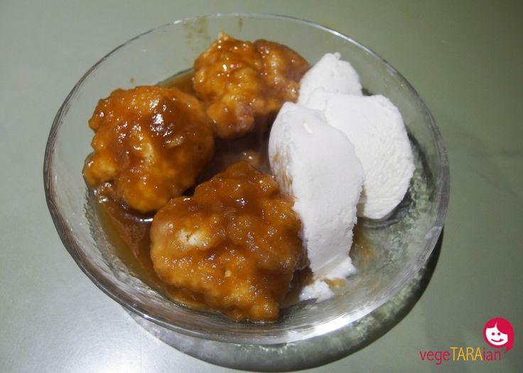 Golden syrup dumplings - vegeTARAian | Favourite recipes | Pinterest