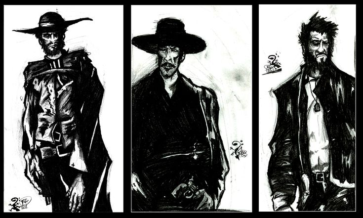 The good the bad and the ugly westerns pinterest
