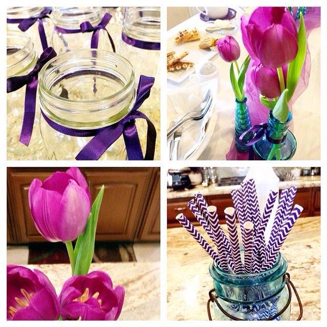 Decorative Ideas Bridal Shower Pinterest
