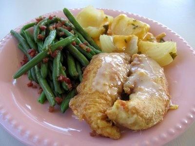 chicken francese | chicken! | Pinterest