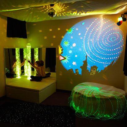 Multi Sensory Room Sensory Room Pinterest