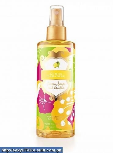 Lemon sugar and vanilla fragrance mist   Products I Love   Pinterest