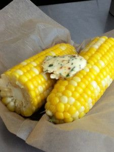 Corn On The Cob With Cilantro-Lime Butter Recipes — Dishmaps