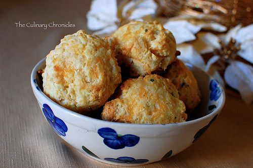 Cheddar Cheese Drop Biscuits | Recipes | Pinterest
