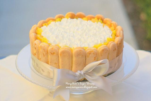 mango cardamom icebox cake | sweet.tooth. | Pinterest