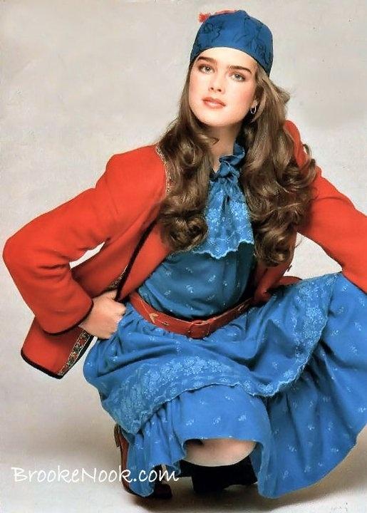 Brooke Shields 1970s | Brooke Shields | Pinterest