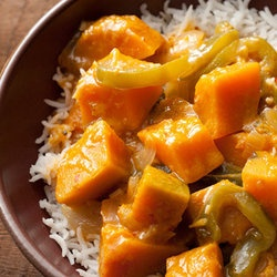 Thai Red Curry with Kabocha Squash   Asian & Indian Inspired   Pinter ...