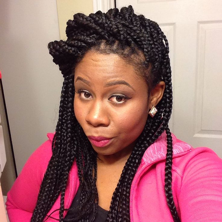 Box Braids Box Braids Short Hairstyle 2013