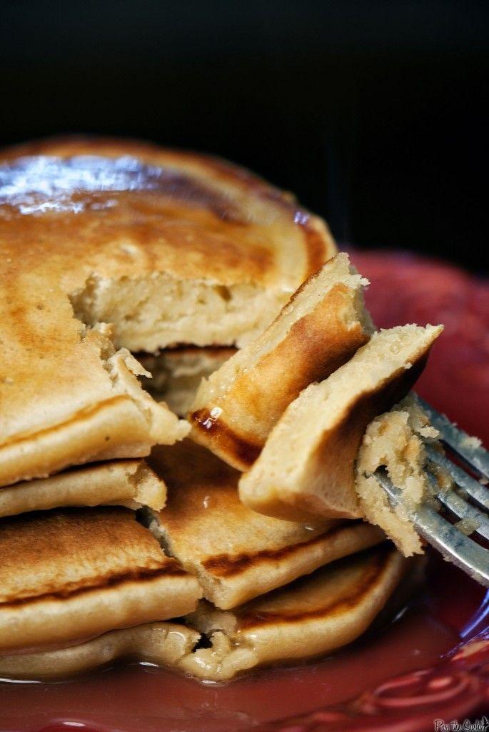 eggnog pancakes | Autumn | Pinterest