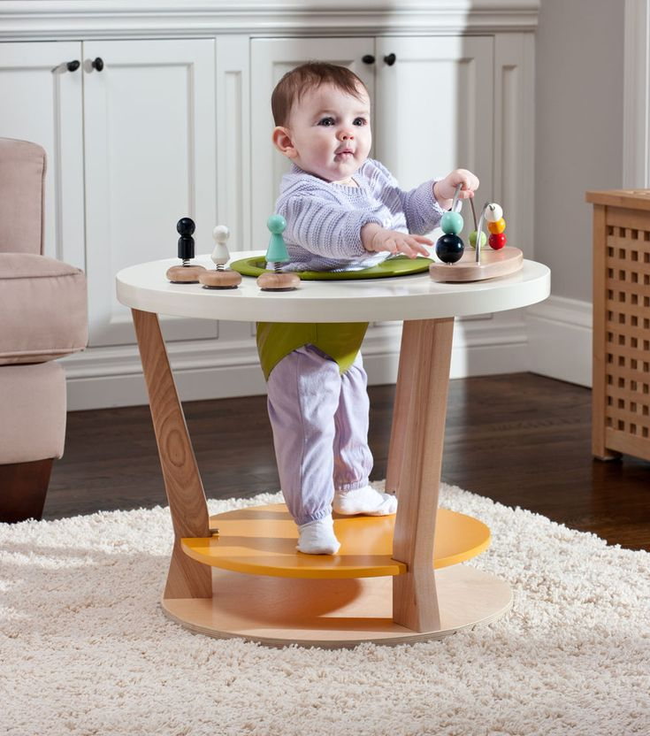Bobbin triple play centre in sea legs for Baby play centre