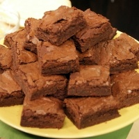 Fudgy One-Pot Brownies http://better.tv/view/fudge_brownie