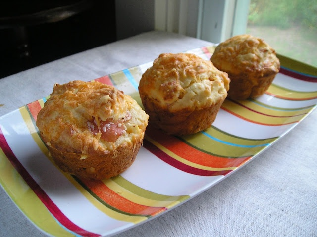 home images ham and cheese muffins recipe ham and cheese muffins ...