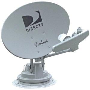 Satellite antenna for Direct TV