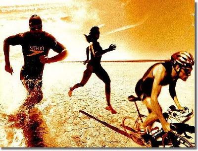 Training for a triathlon schedule