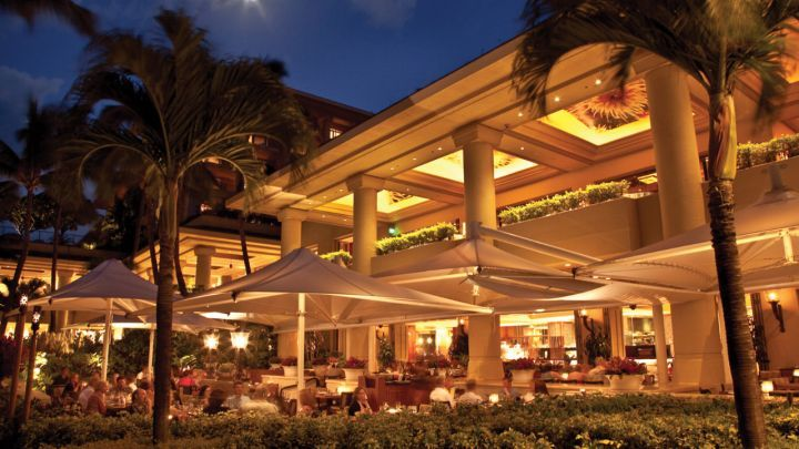 Pin by wailea activities on maui 39 s best restaurants for Four restaurant