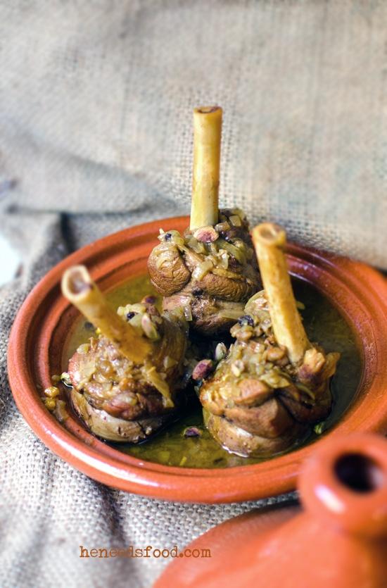 Lamb Chops Rubbed With Ras El Hanout Recipes — Dishmaps